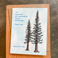 Father's Day - Conifers