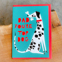 Father's Day - Top dog