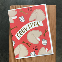 Good Luck - Fortune Cookies