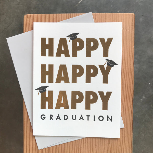 Graduation - Happy Happy Happy
