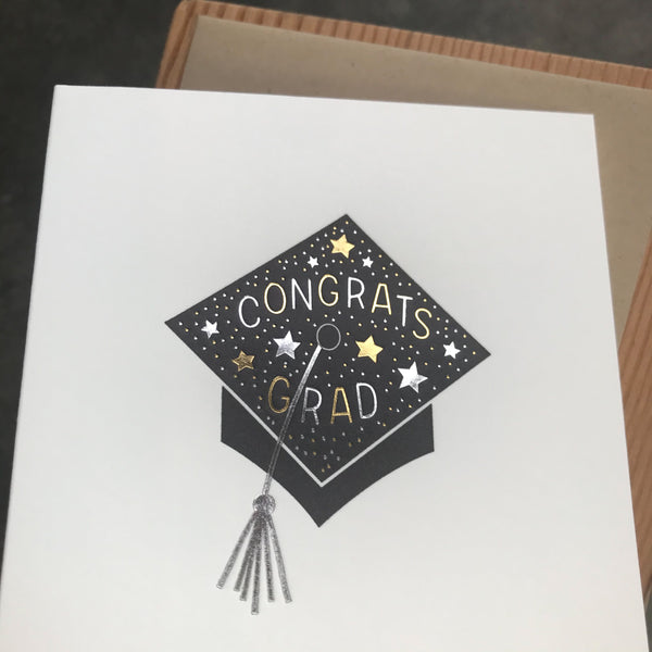 Graduation - Sparkle Cap