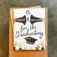 Graduation - Hoot + Holler