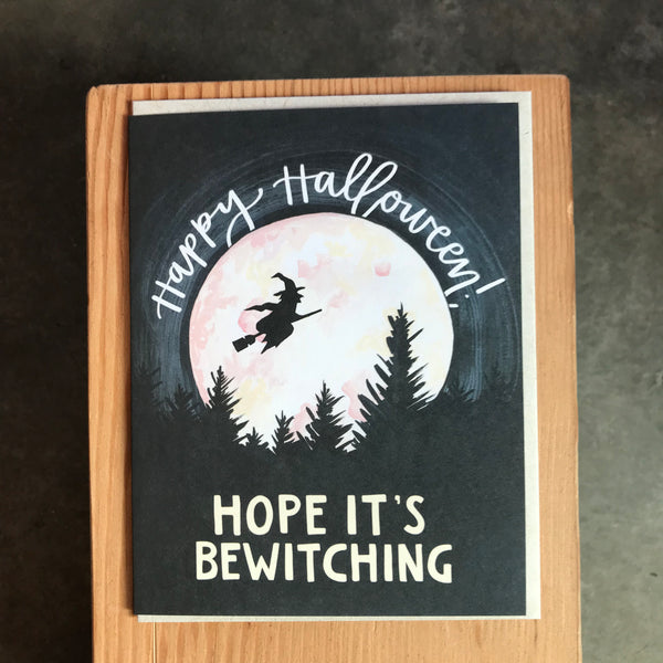 Halloween - Bewitching