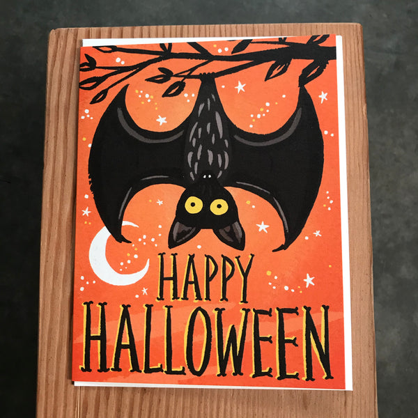 Halloween - Hanging Bat