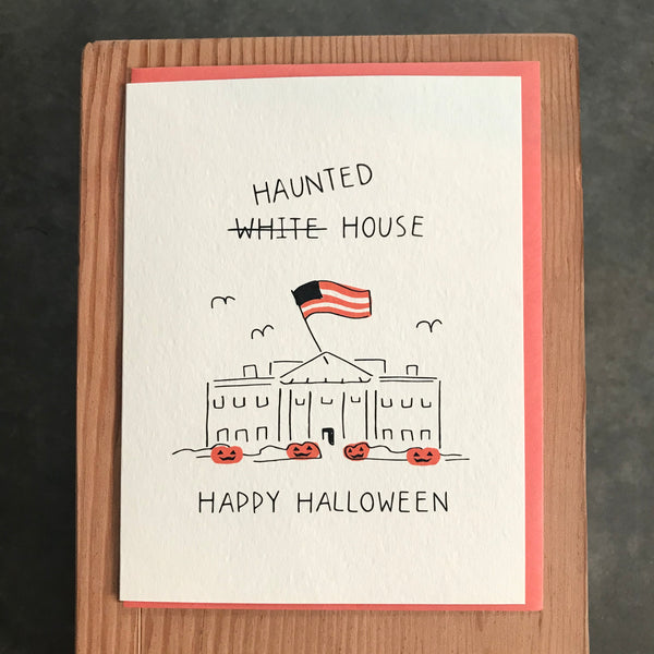 Halloween - Haunted White House