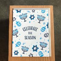 Hanukkah - Celebrate the Season