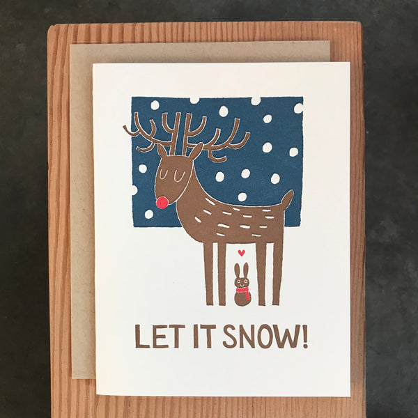 Christmas - Let it Snow!