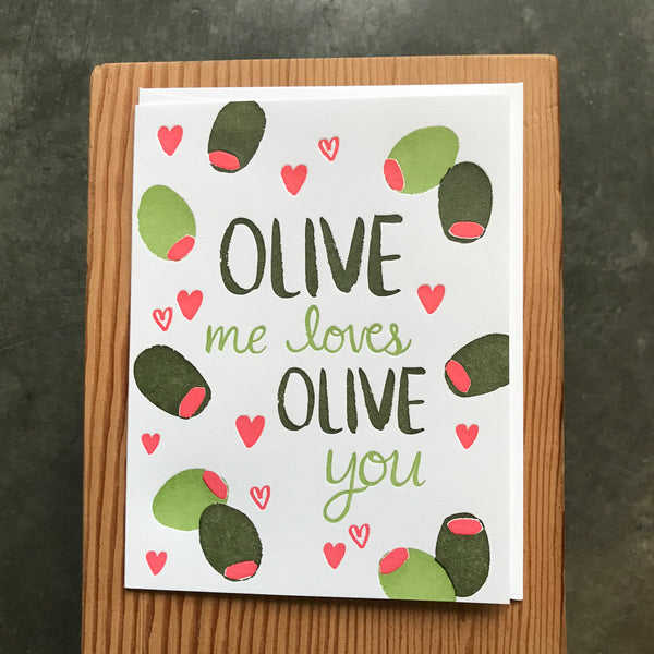 Love - Olive me loves