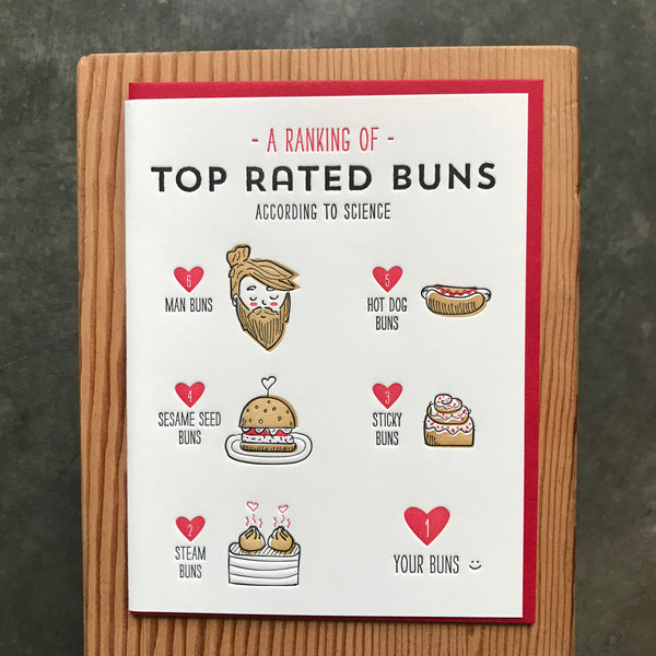 Love - Top Rated Buns