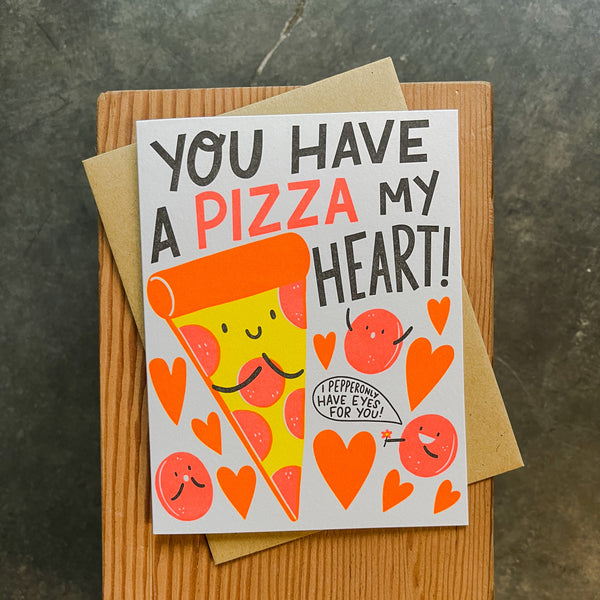 Love - Pizza my Heart