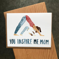 Mother's Day - You inspire me