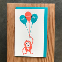 Mother's Day - Orangutan