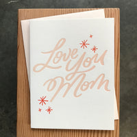 Mother's Day - Love you Mom