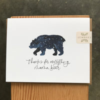 Mother's Day - Mama Bear