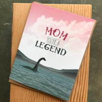 Mother's Day - Nessie