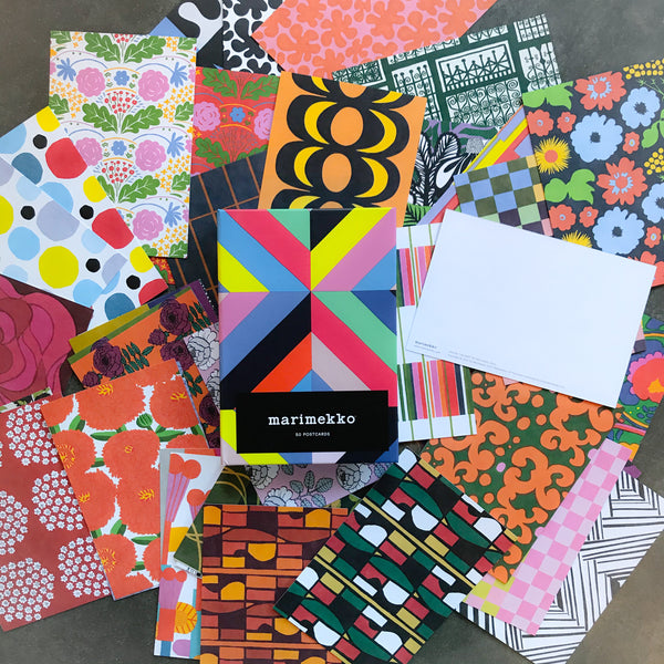 Marimekko Post Card Set