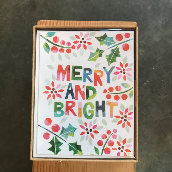 Christmas - Boxed Merry & Bright