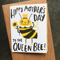 Mother's Day Queen Bee