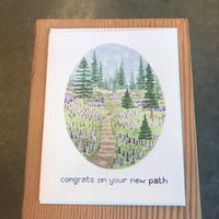 Congratulations - New Path