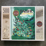 Pacific Northwest Puzzle