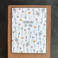 Thinking of You - Wildflowers