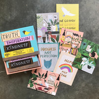 Truth Inspiration Kindness Notes