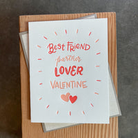 Valentine's Day - Best Friend, Partner, Lover