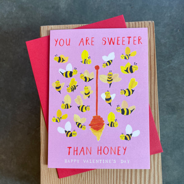 Valentine's Day - Sweeter than honey