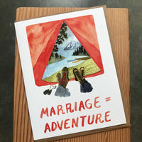 Wedding - Choose your adventure