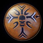 Hand Painted Drum Head 022
