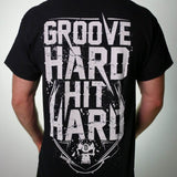 Hit Hard Shirt  -  *LIMITED PRINT*