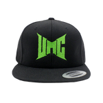 NEW UMC LOGO SNAPBACK BLACK