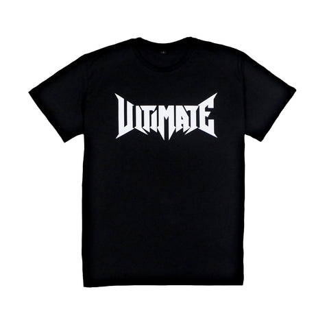 ULTIMATE LOGO TEE BLACK