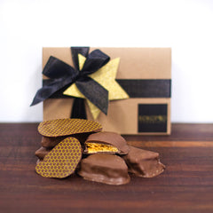 A Honeycomb Gift Box
