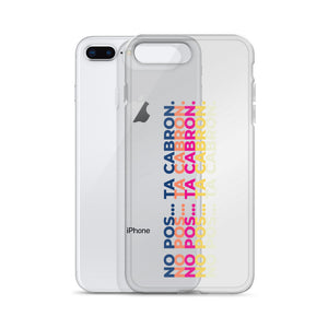 Ta Cabron iPhone Case