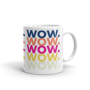 No Pos Wow Mug