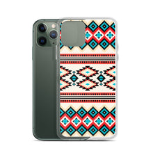 Load image into Gallery viewer, Tribal Pattern iPhone Case
