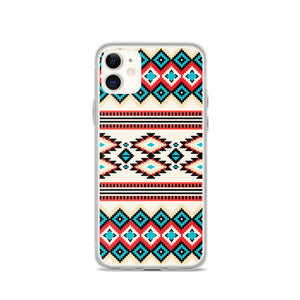 Tribal Pattern iPhone Case