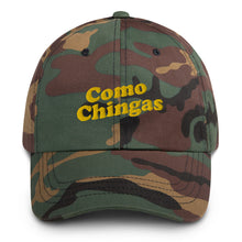 Load image into Gallery viewer, Como Chingas hat