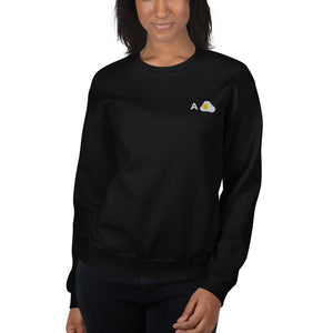 A Huevo Embroidered Sweatshirt