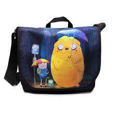 Adventure Time 'Totoro' Messenger Bag - ToyToyjac