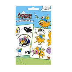 Adventure Time Tattoo Pack - ToyToyjac