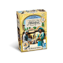 Alhambra - Power Of The Sultan Expansion - ToyToyjac