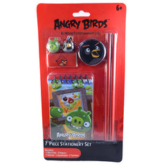 Angry Birds 7-in-1 Stationery Set - ToyToyjac