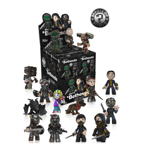 Funko Mystery Mini - 'Best Of Bethesda'