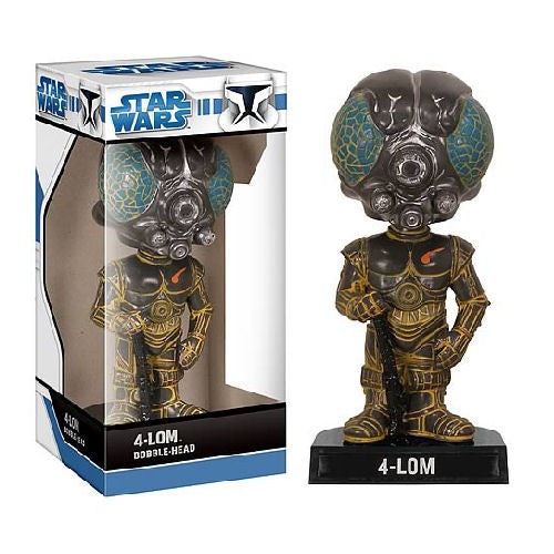 Bobble Head - Star Wars 4-Lom