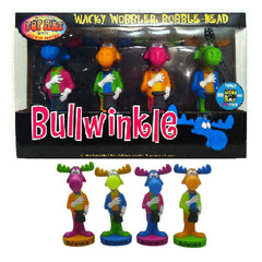 Bobblehead - Bullwinkle Ltd Edition 'Pop Art' Set - ToyToyjac