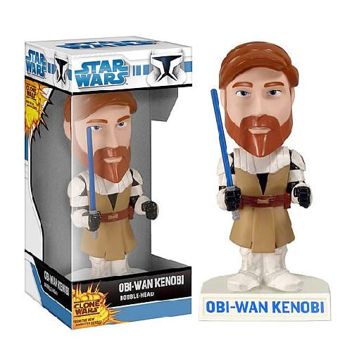 Bobble Head - Star Wars Obi-Wan