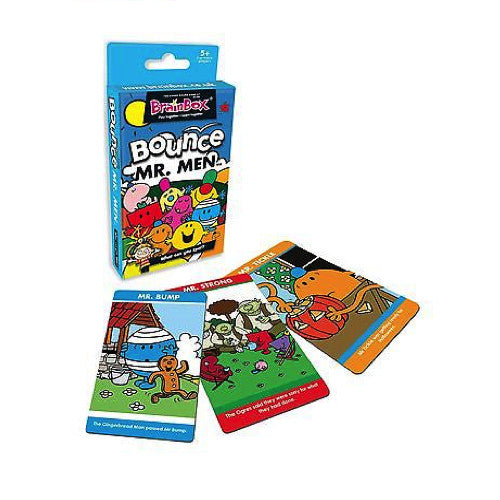Brainbox Bounce Card Game - ToyToyjac - 1