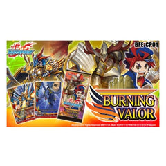 Buddyfight - Booster - 'Burning Valor' - ToyToyjac